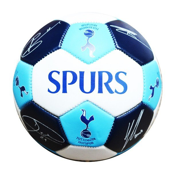 Tottenham Nuskin Signature Football - Size 3