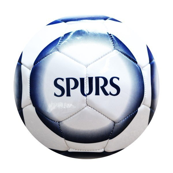 Tottenham Panel Crest Football - Size 5