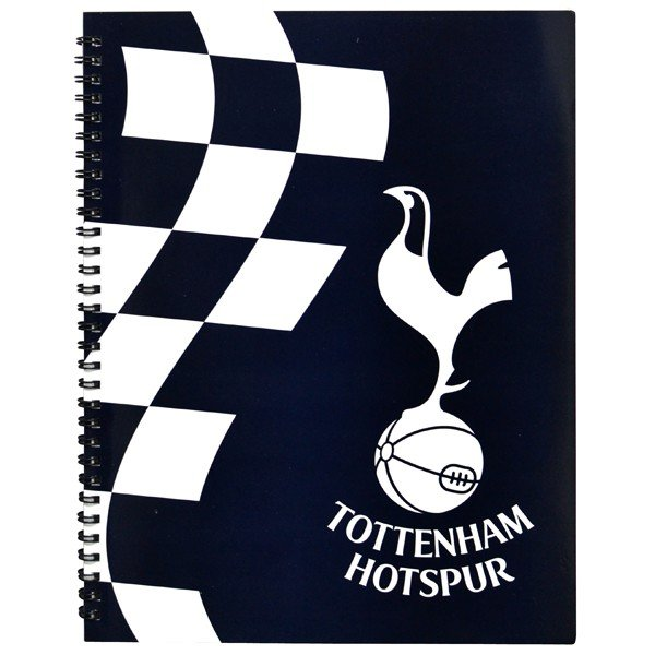 Tottenham Soft Cover A4 Note Book