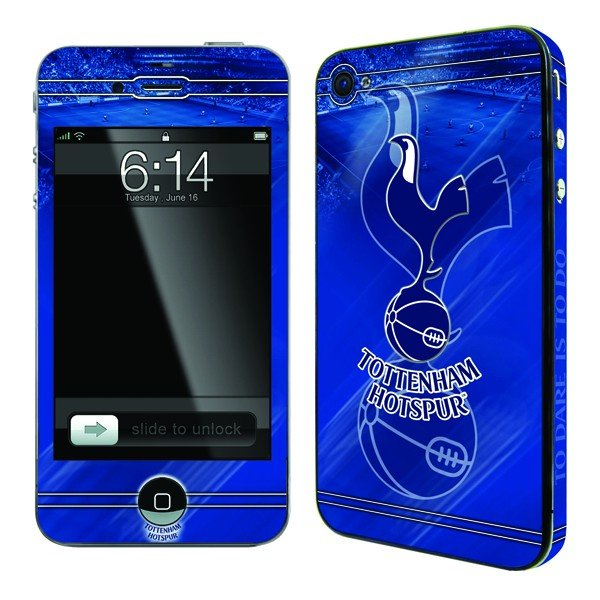 Tottenham Spurs iPhone 4 Skin
