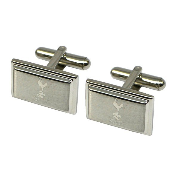 Tottenham Stainless Steel Cufflinks