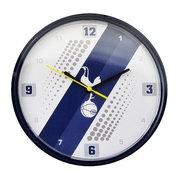 Tottenham Stripe Wall Clock