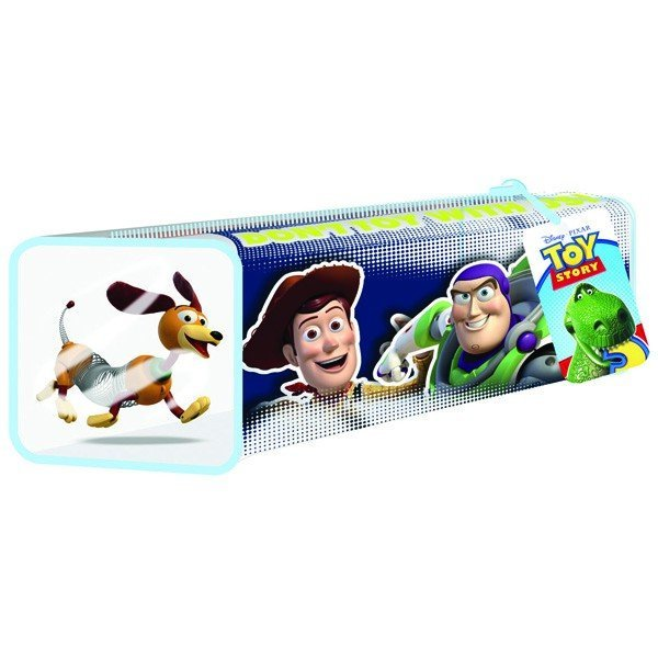 Toy Story 3 Square Barrel Pencil Case