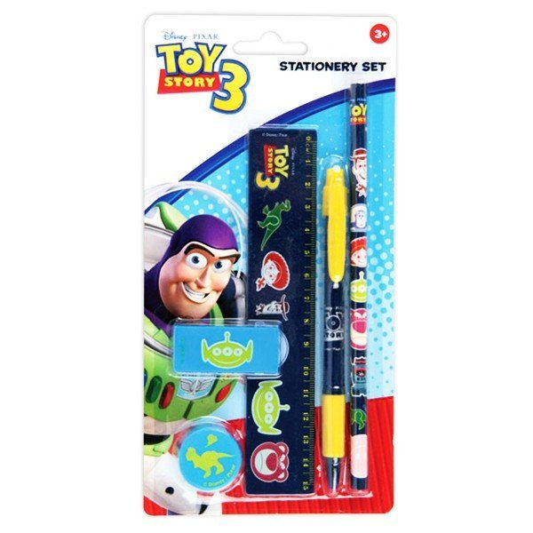 Toy Story 3 Stationery Set