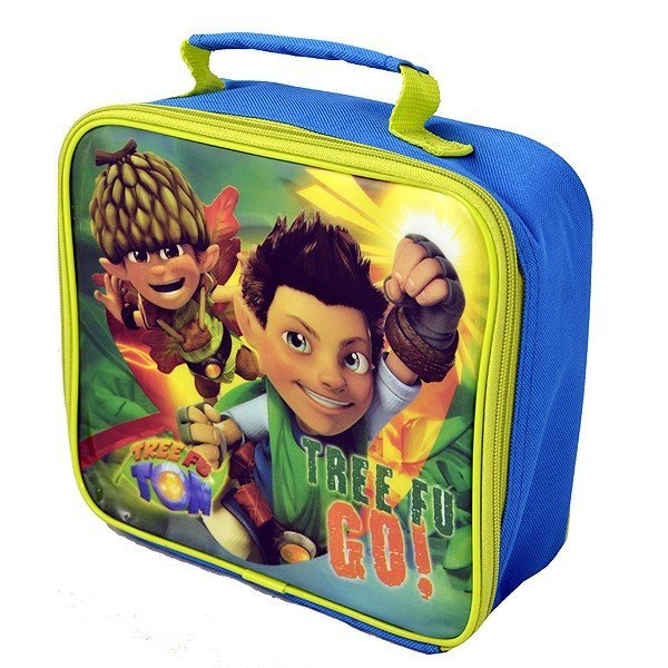 Tree Fu Tom Lunch Bag