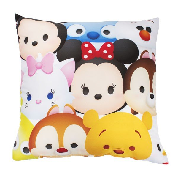 Tsum Tsum Huddle Cushion
