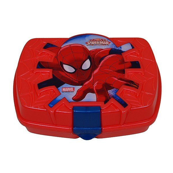 Ultimate Spiderman Sandwich Box