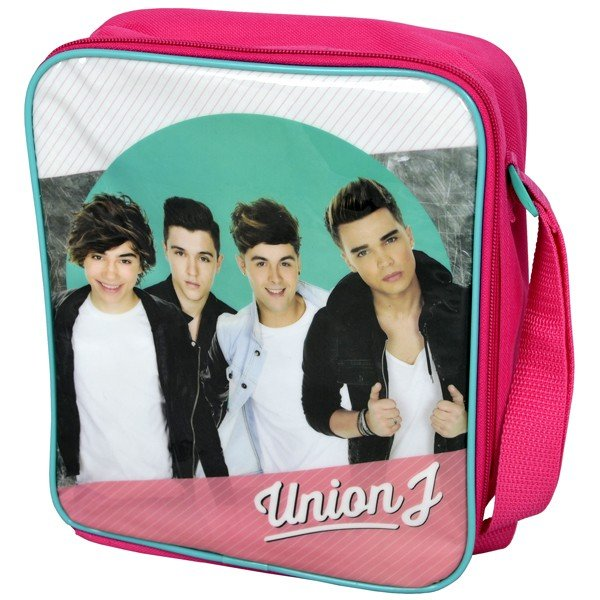 Union J Lunch Bag