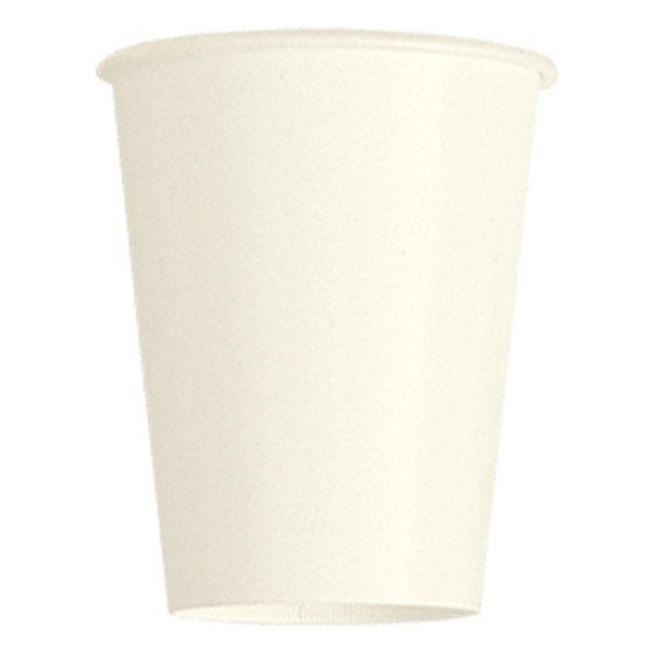 Unique Party 9oz Cups - Ivory