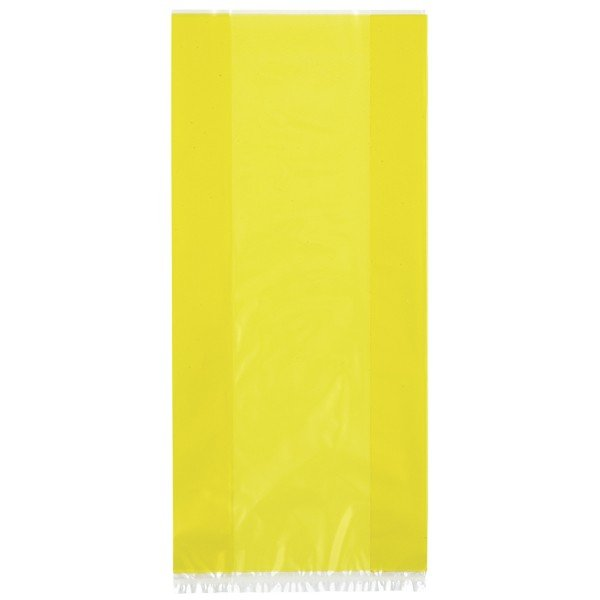 Unique Party Cello Bags - Yellow