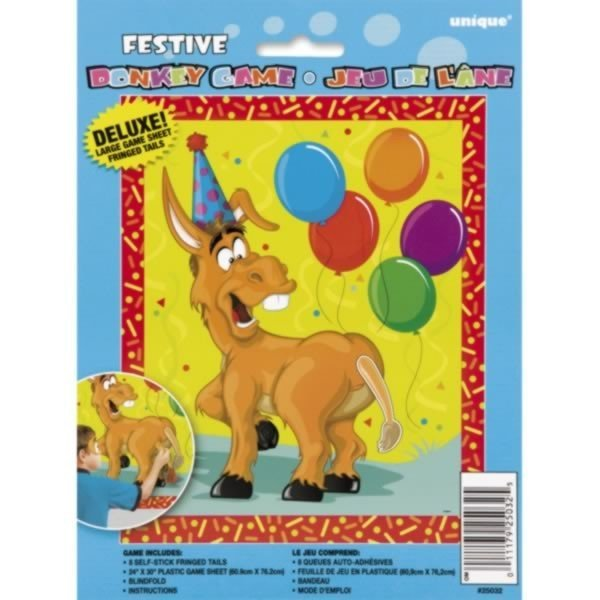 Unique Party Game - Deluxe Donkey