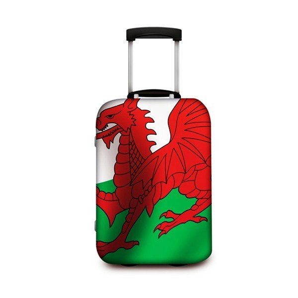 Wales Luggage & Trolley Cabin Case
