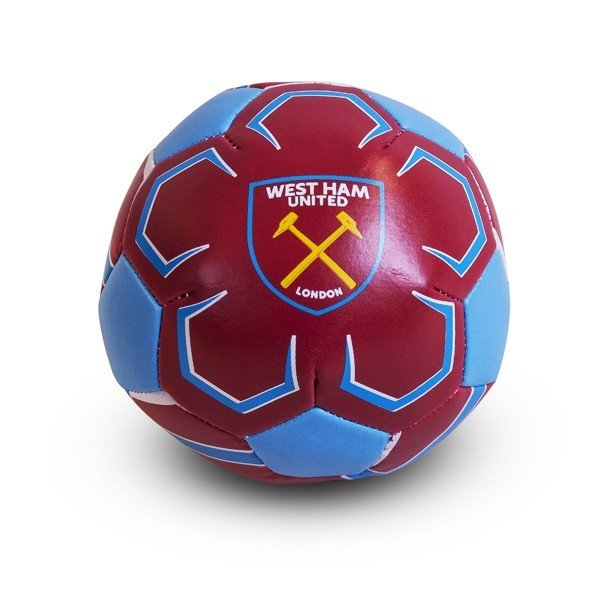 West Ham 4 Inch Mini Soft Ball