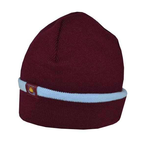 West Ham  Reverse Cuff Knitted