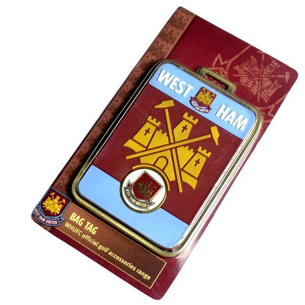 West Ham Bag Tag Plus Ball Marker