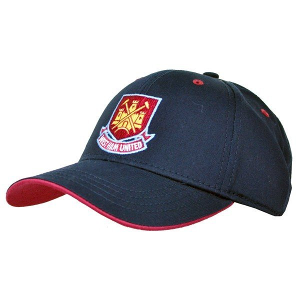West Ham Core Baseball Cap - Navy