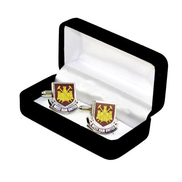 West Ham Crest Cufflinks
