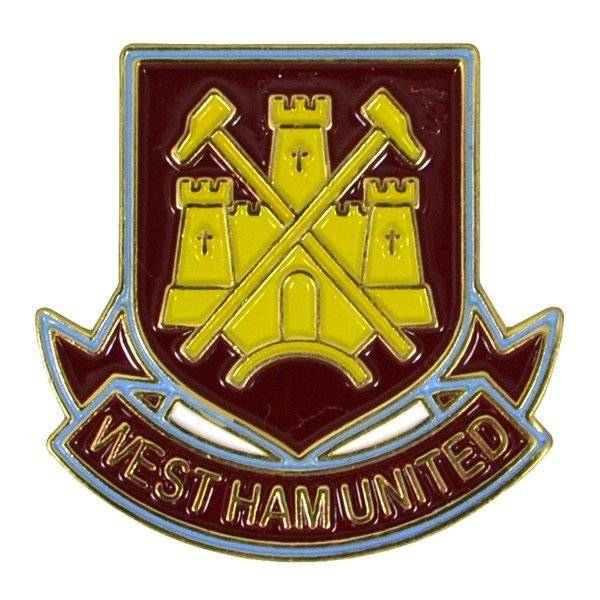 West Ham Crest Pin Badge