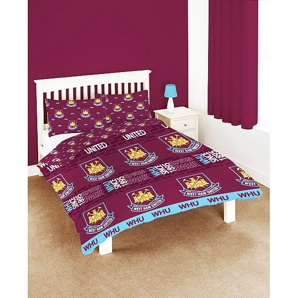 West Ham Double Duvet