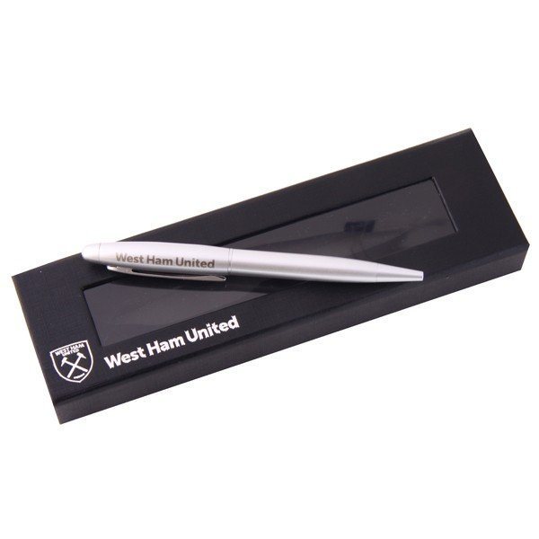 West Ham Etched Pen