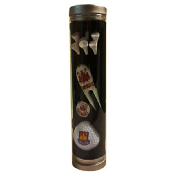 West Ham Golf Gift Tube