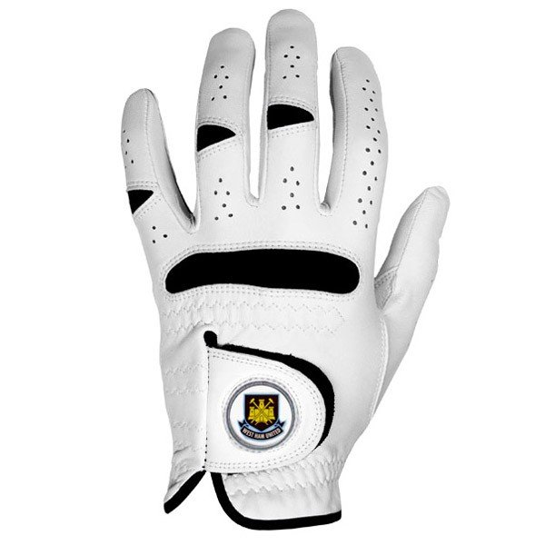 West Ham Golf Glove & Marker -M