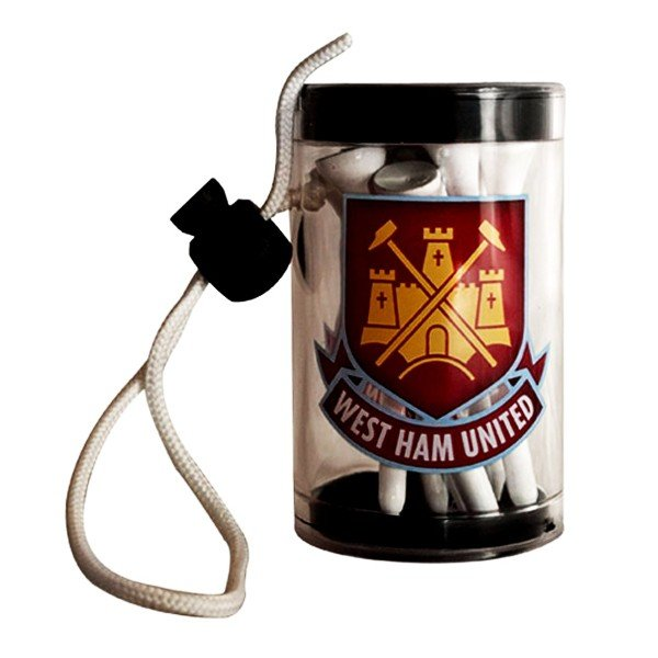 West Ham Golf Tee Shaker