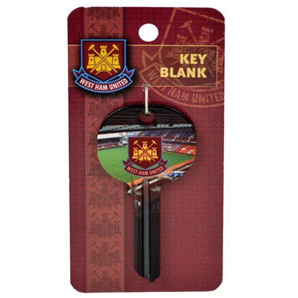 West Ham Key Blank
