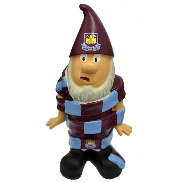 West Ham Mini Scarf Wrap Gnome