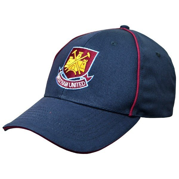 West Ham Nebula Baseball Cap - Navy