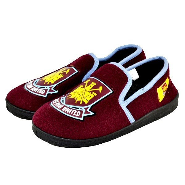 West Ham New Heel Slippers (1-2)