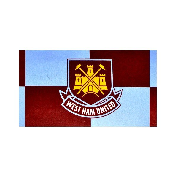 West Ham Quarters Flag