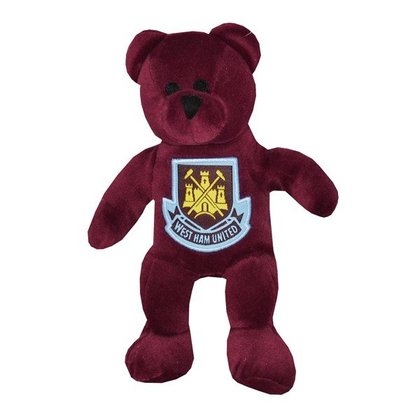 West Ham Solid Mini Bear