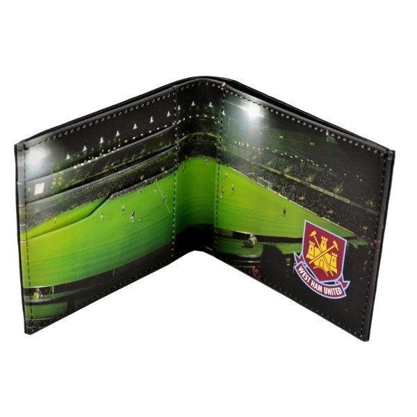 West Ham Stadium Leather Wallet