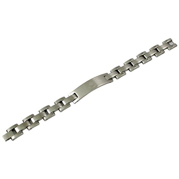 West Ham Stainless Steel Crest Bracelet