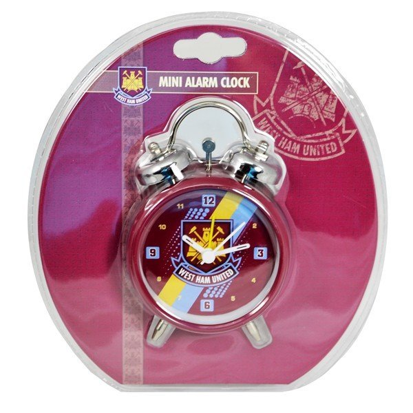 West Ham Stripe Alarm Clock