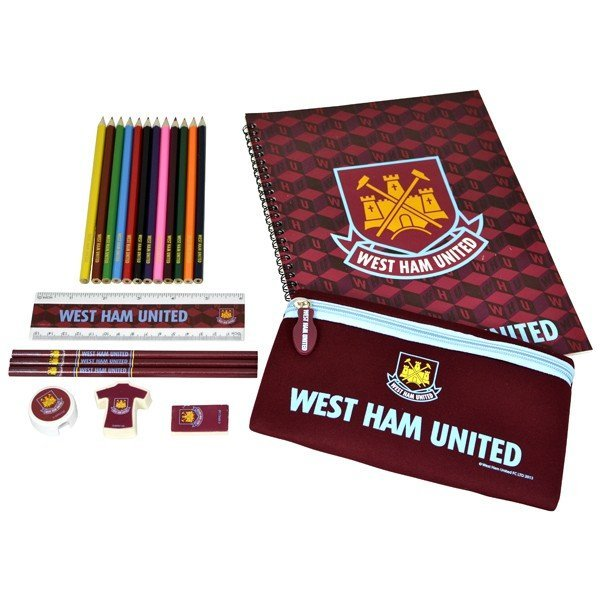 West Ham Ultimate Stationery Set