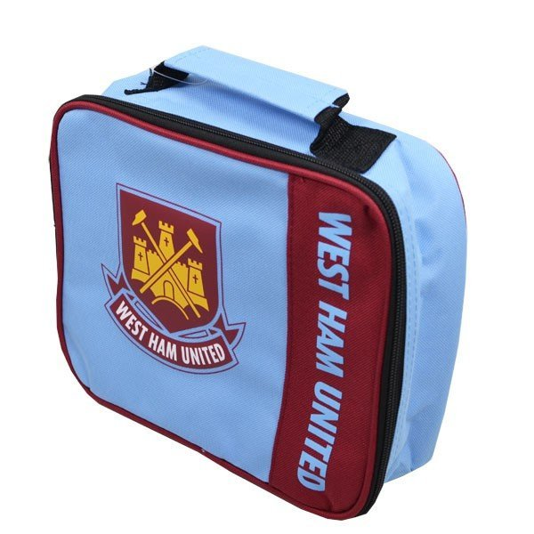 West Ham Wordmark Lunch Bag