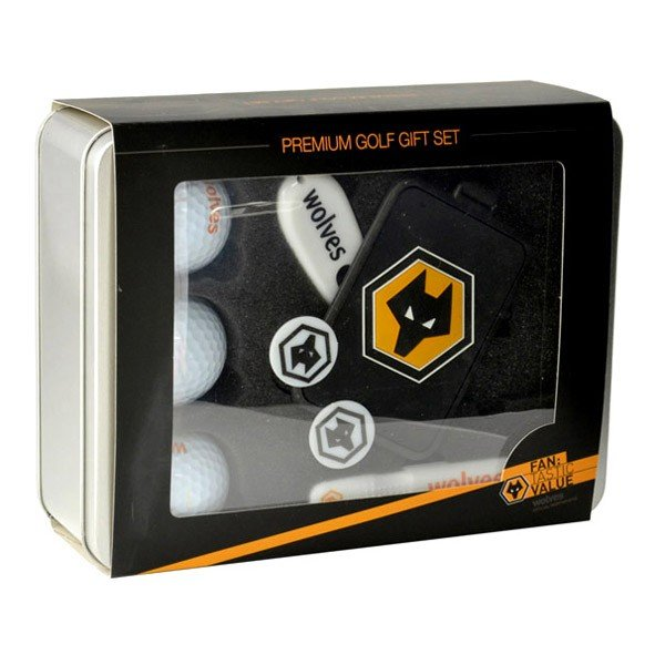 Wolves Premium Golf Gift Tin