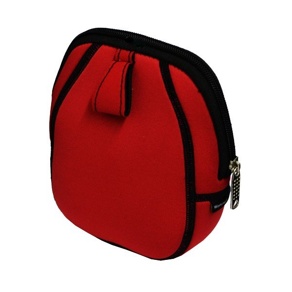 Working Lunch Sleeve Medium Lunch Bag - Red