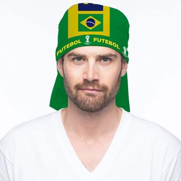 World Cup Multi Functional Head Tube - Brasil