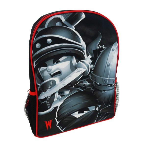 World of Warriors Children@@s Backpack