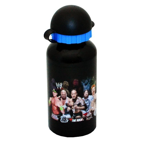 WWE Fury Aluminium Water Bottle