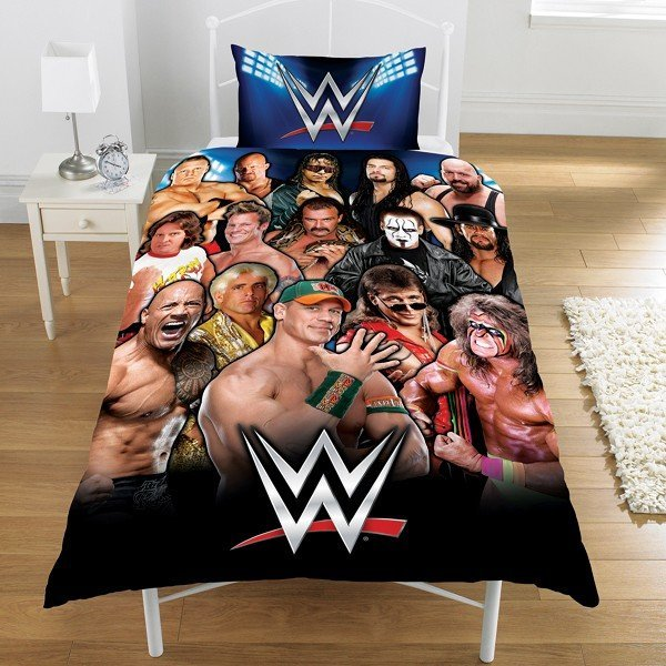 WWE Legends Single Duvet