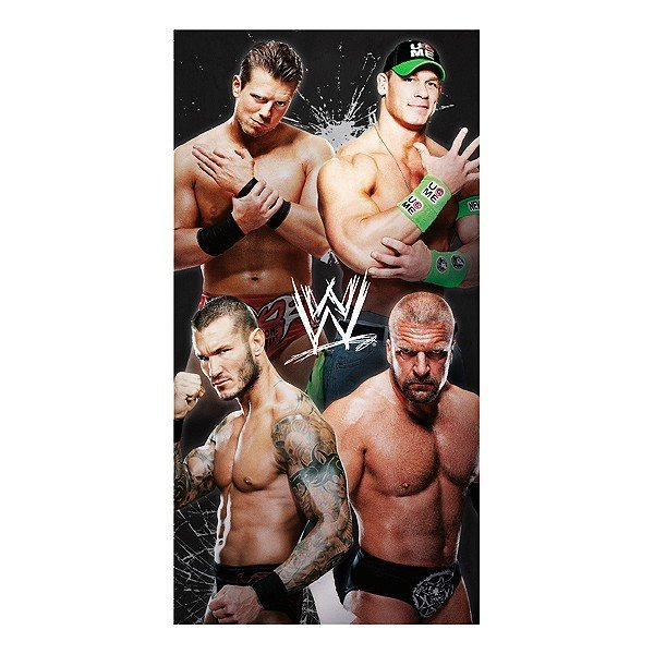 WWE Stars Towel