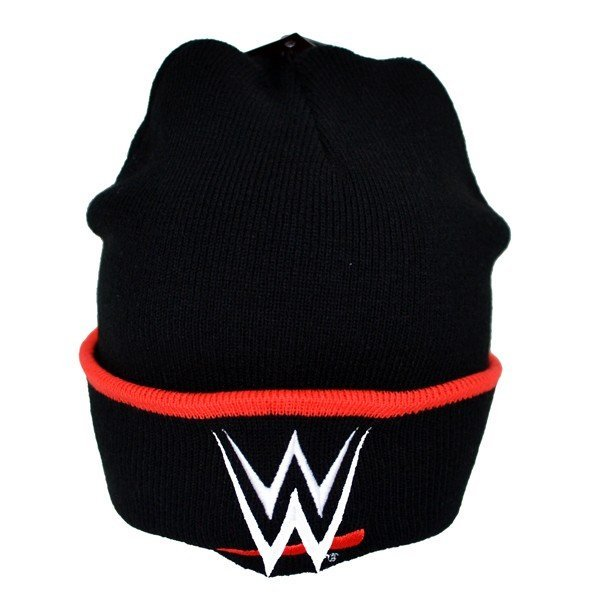 WWE Tipping Cuff Knitted Hat - Junior