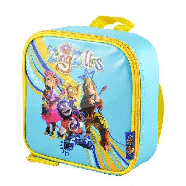 Zingzillas Backpack Lunch Bag