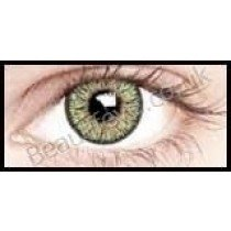3 Tone Green Coloured Contact Lenses  (1 Month Lens)