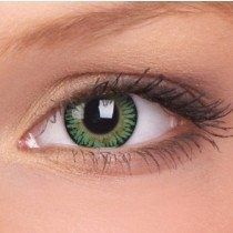 Green 3 Tones Coloured Contact Lenses (90 Day)
