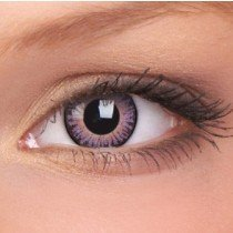 Violet 3 Tones Coloured Contact Lenses (90 Day)